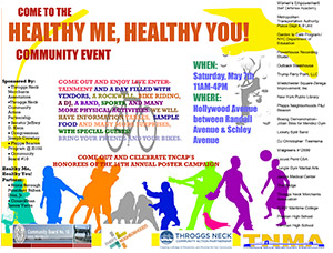 Healthy Me, Healthy You Event